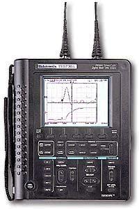 Цифровой лабораторный осциллограф THS-720А