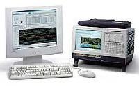 Логический анализатор Tektronix TLA621