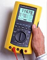 Цифровой графический мультиметр 867BE