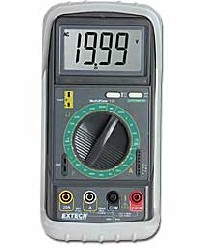 Manual Ranging Digital MultiMeter MV120 with Adjustable Viewing Angle Display