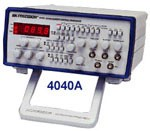 20 MHz Sweep/Function Generator 4040A